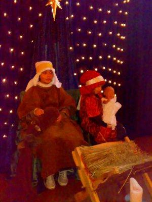 Maria og Josef