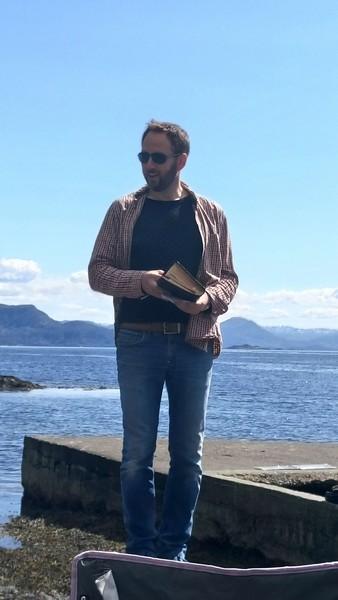 Knut Arve talar 1. pinsedag 2016